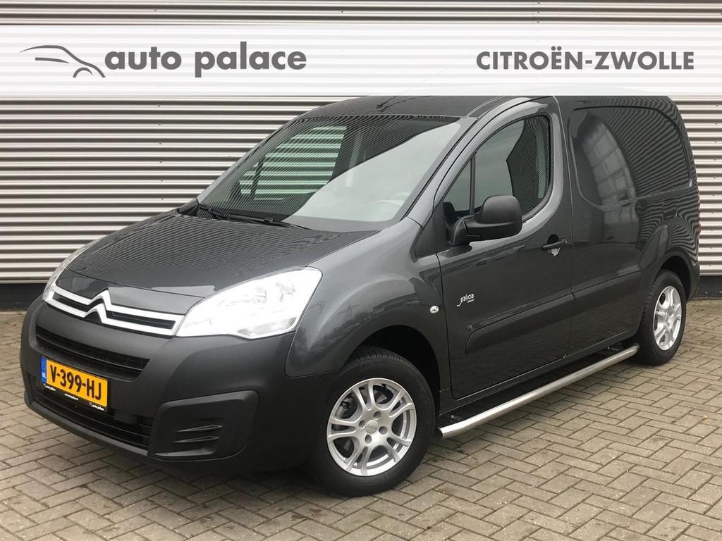 Citroën Berlingo 1.6 hdi 100pk financial lease
