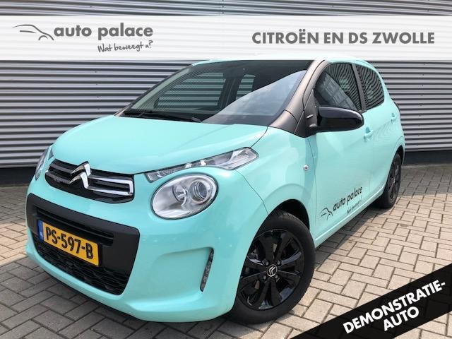 Citroën C1 1.0 e-vti 68 5-drs selection