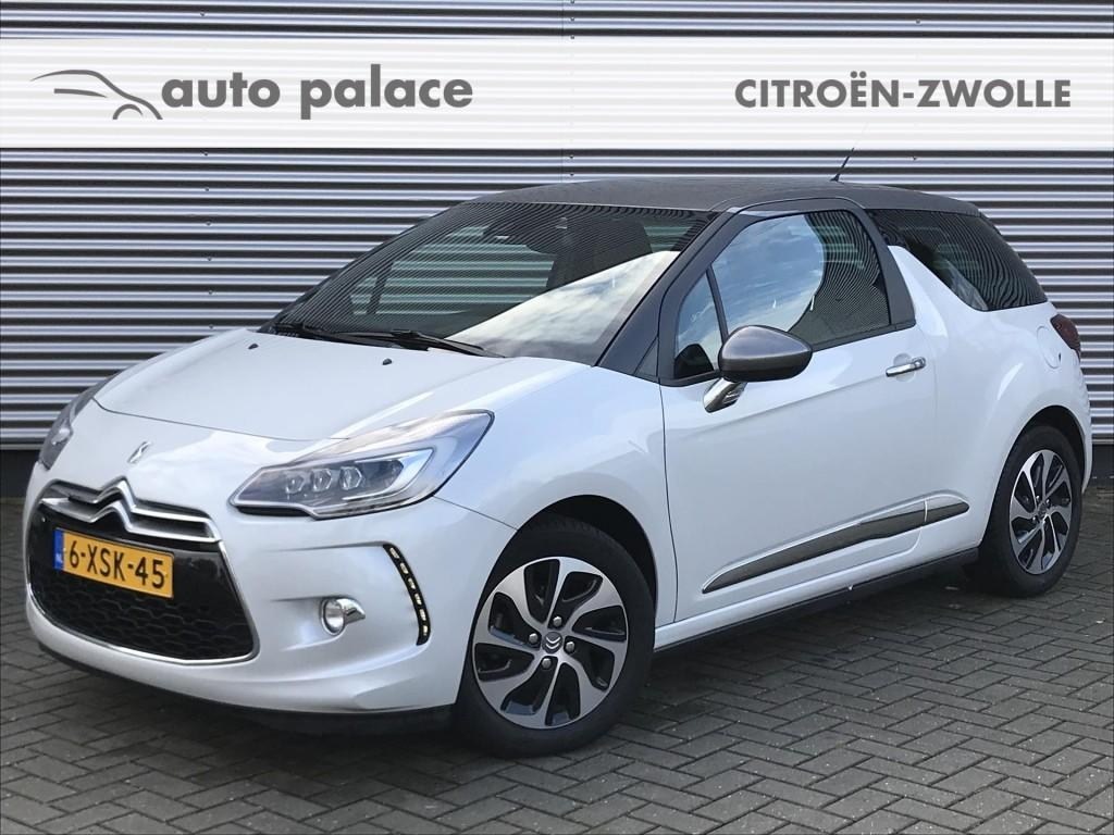 Citroën Ds3 1.6 bluehdi 100pk so irrésistible