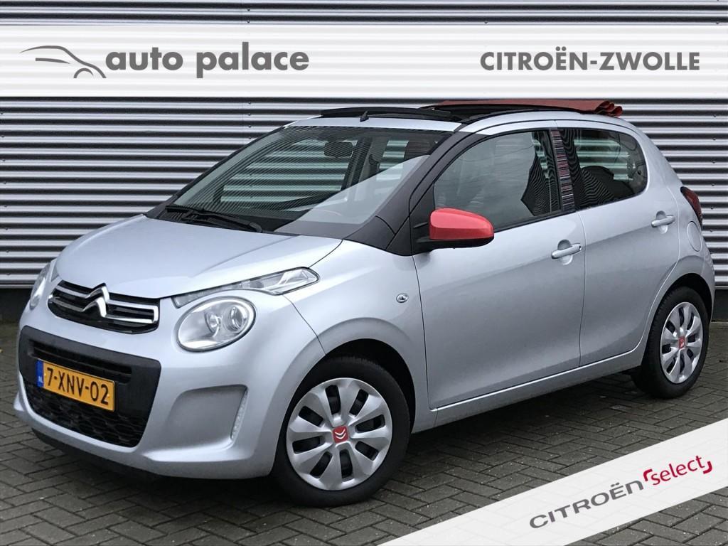 Citroën C1 1.2 vti 82pk 5drs airscape feel netto rijklaarprijs