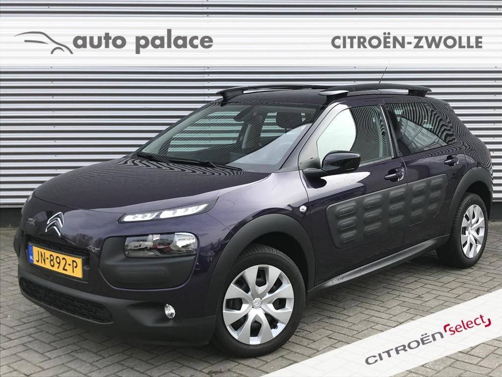 Citroën C4 cactus Puretech 82 business netto rijklaarprijs