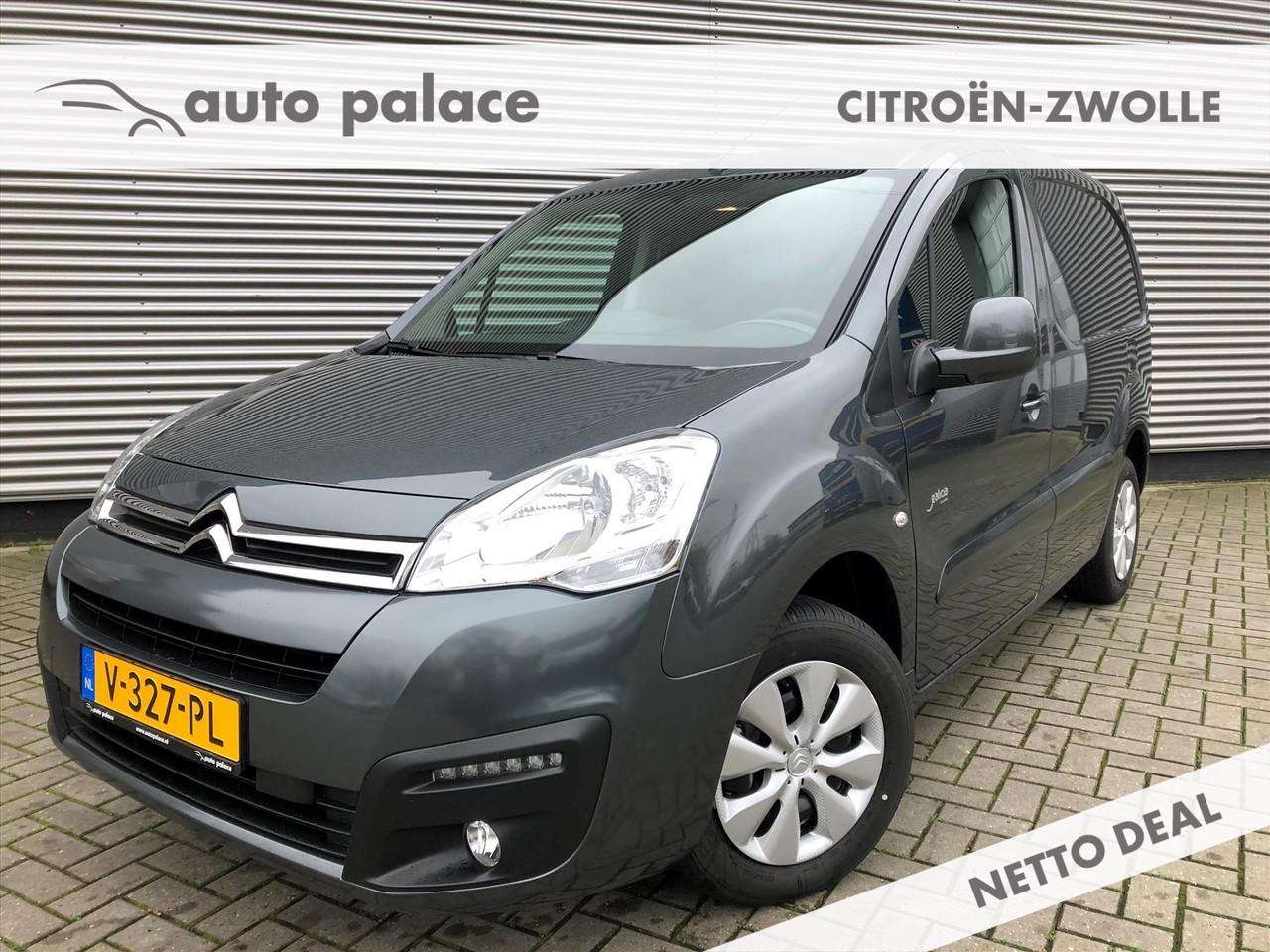 Citroën Berlingo Gb 1.6 bluehdi 100pk sens 2pl club economy