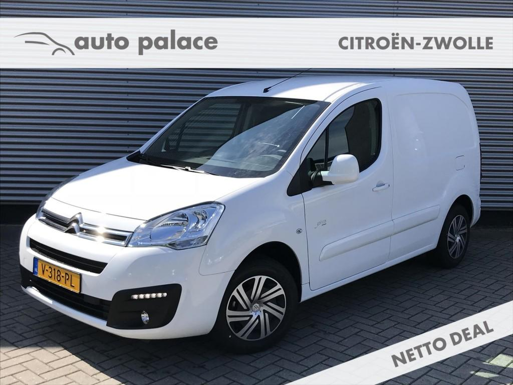 Citroën Berlingo Club bluehdi 100 s&s etg automaat