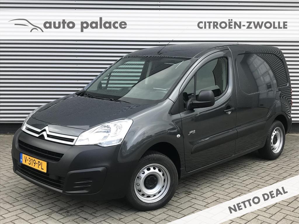 Citroën Berlingo Club bluehdi 100pk financial lease