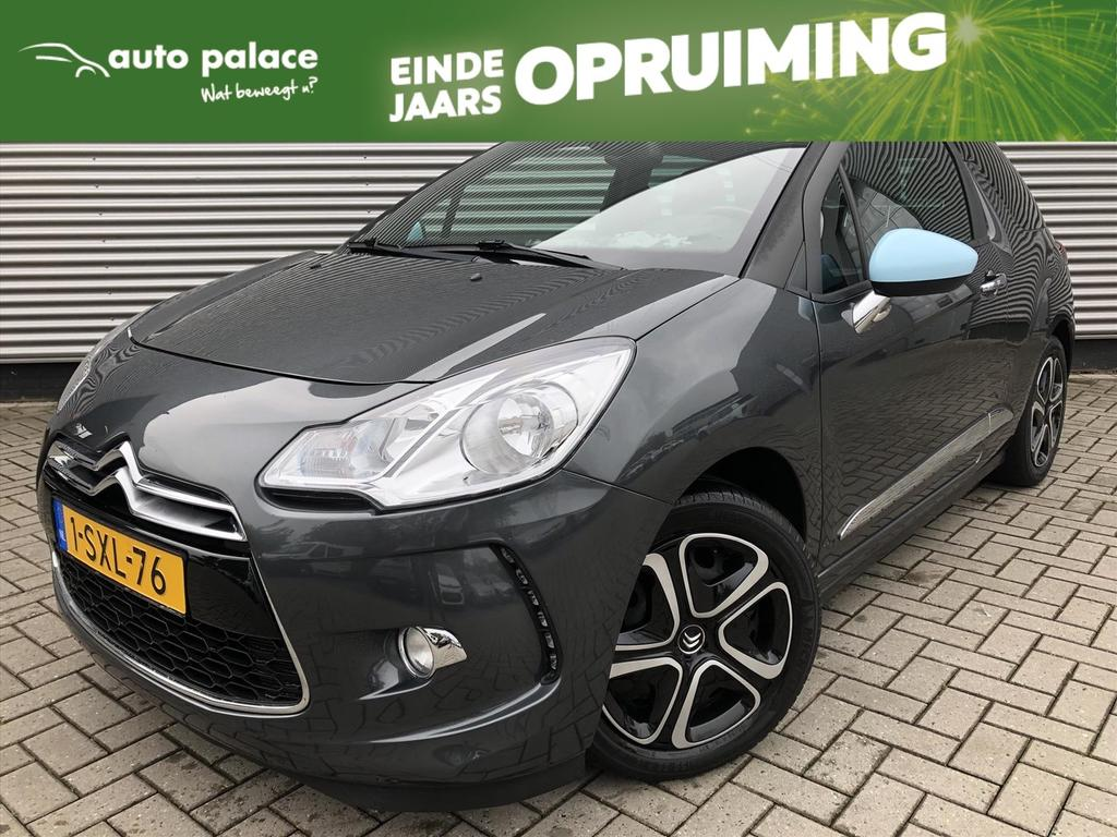 Citroën Ds3 1.2 vti 82pk chic