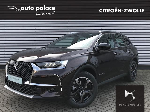 Ds Ds 7 crossback Be chic bluehdi 130