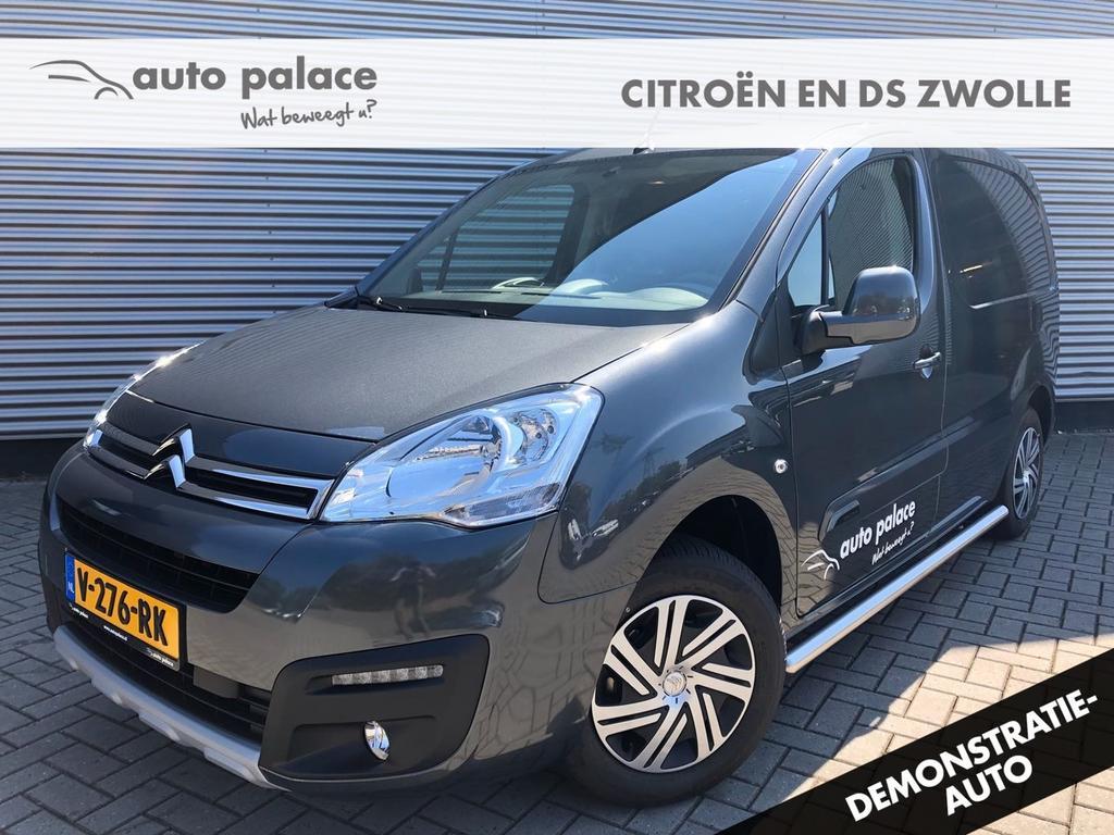 Citroën Berlingo Gb 1.6 bluehdi 100pk dark edition !