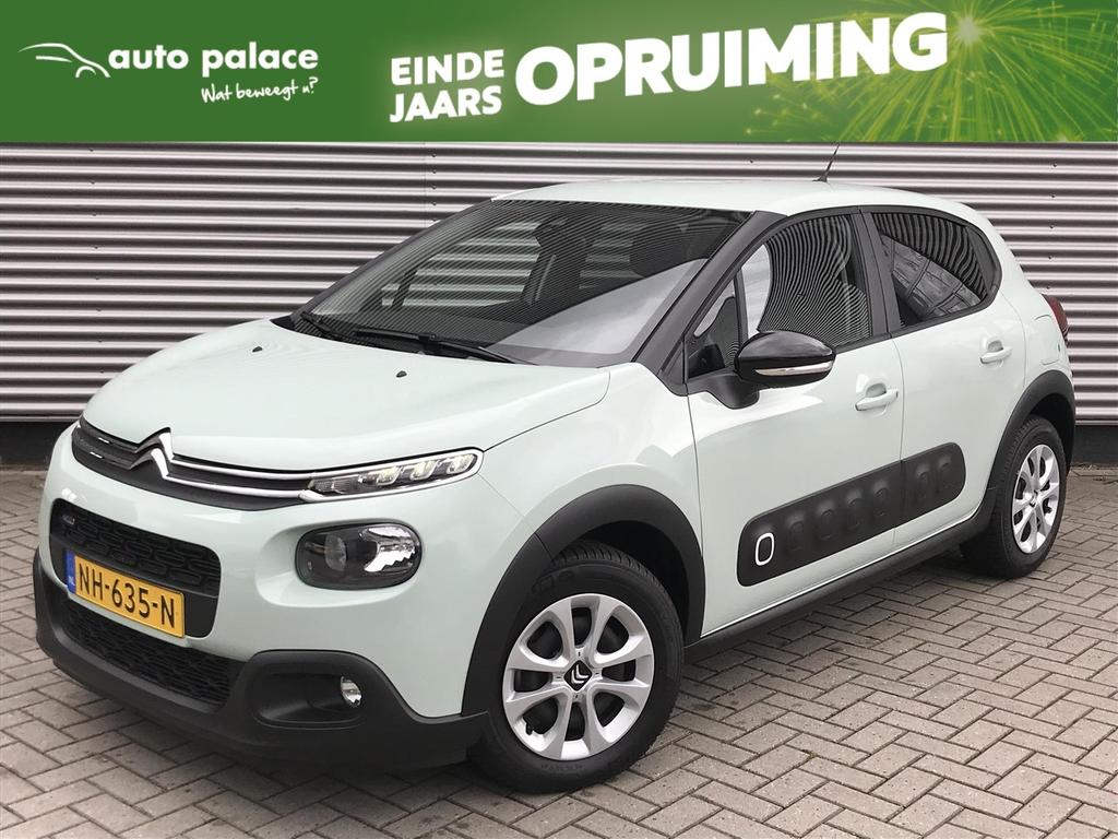 Citroën C3 1.2 puretech 110pk feel