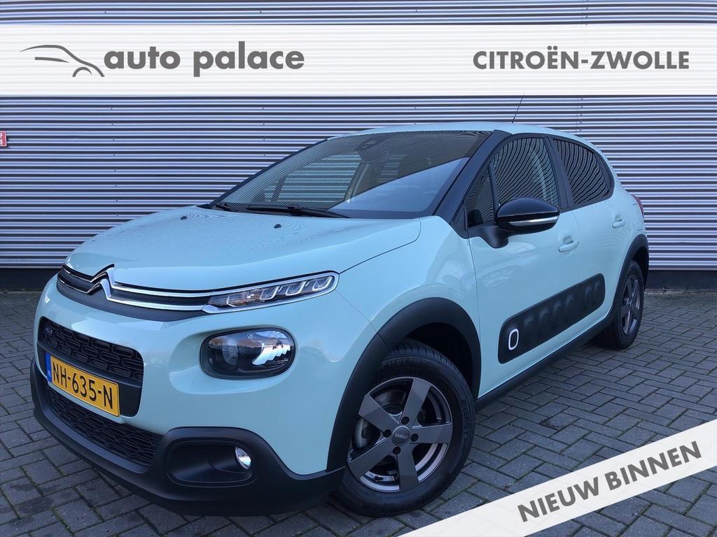 Citroën C3 1.2 puretech 110pk feel