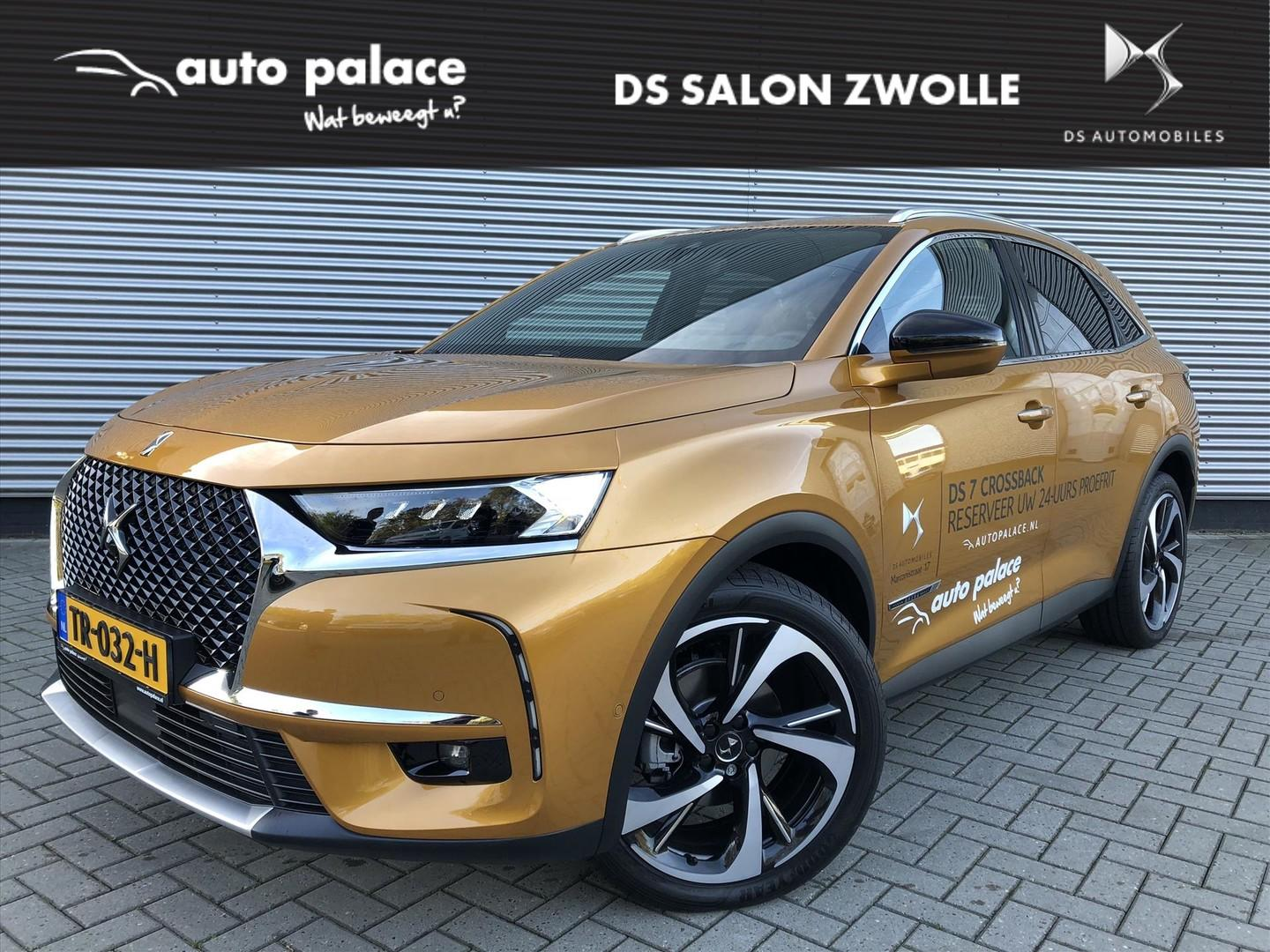 Ds Ds 7 crossback 2.0 bluehdi 180pk automaat be chic