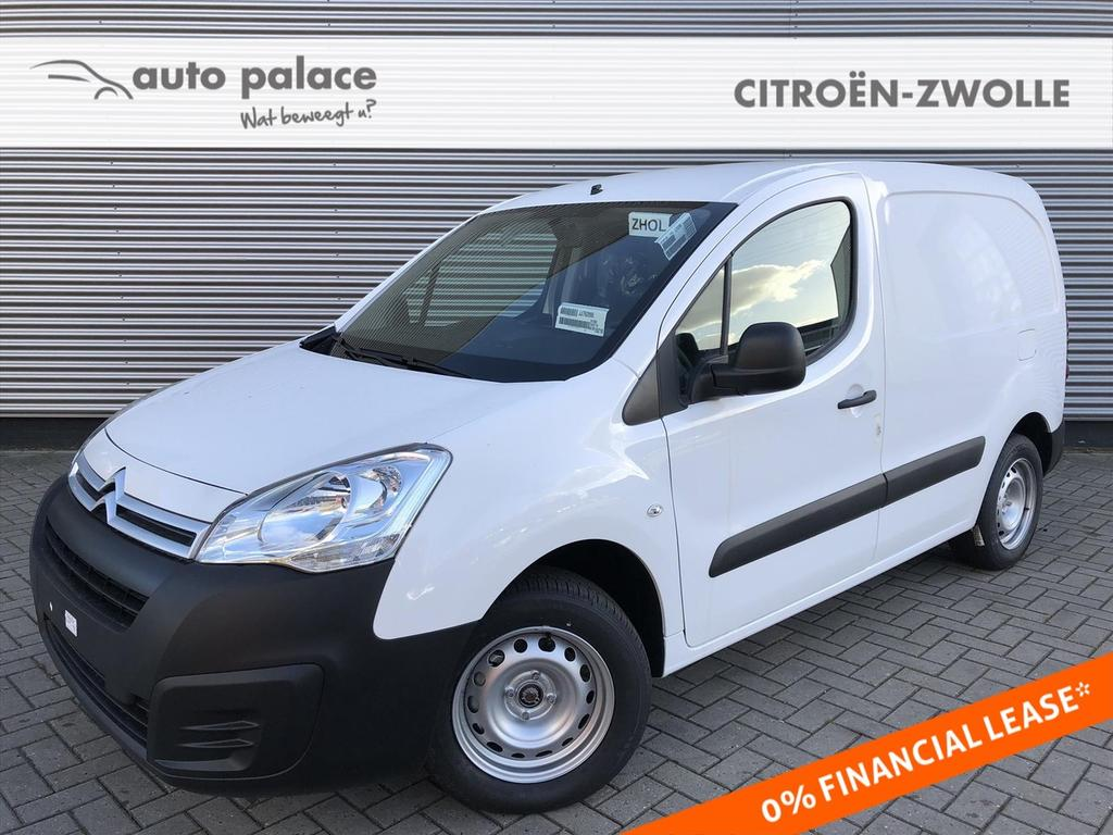 Citroën Berlingo Bluehdi 100s&s club economy