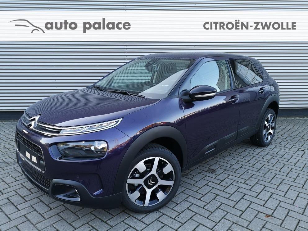 Citroën C4 cactus 1.2 puretech 110pk shine
