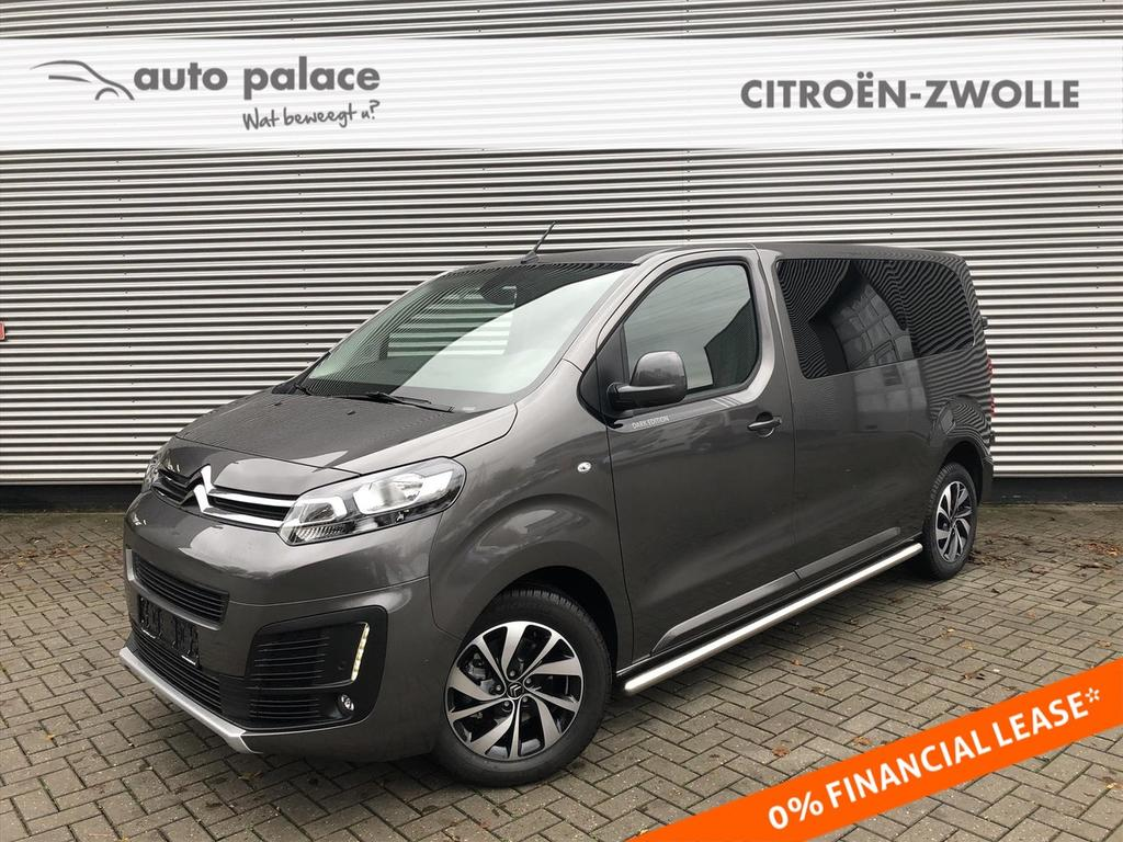 Citroën Jumpy Dark edition m bluehdi 120 s&s