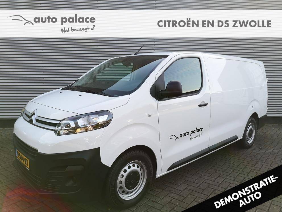 Citroën Jumpy Xl 2.0 hdi 120pk club