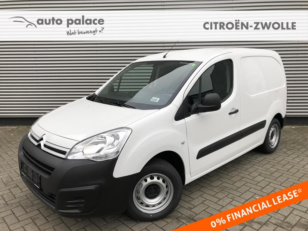 Citroën Berlingo Club bluehdi 75 economy