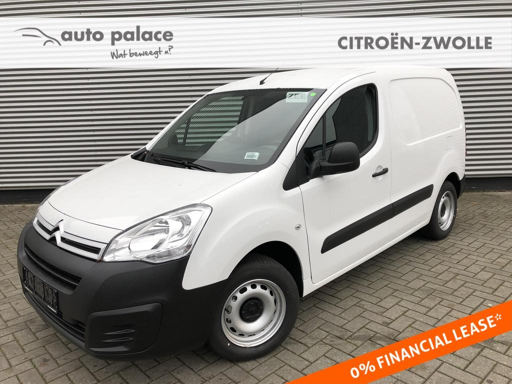 Citroën Berlingo Club blue hdi100 s&s economy
