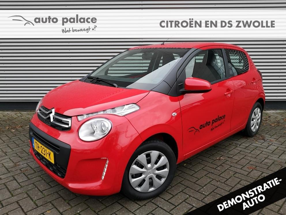 Citroën C1 Vti 72pk 5d feel airco