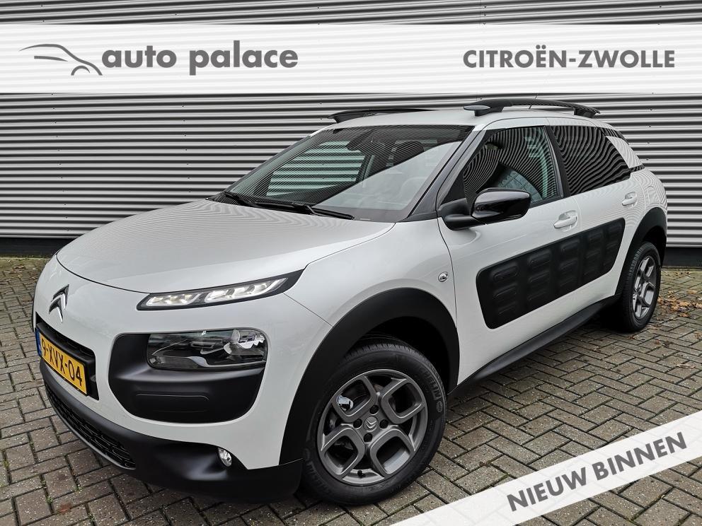 Citroën C4 cactus 1.2 vti 82pk shine automaat