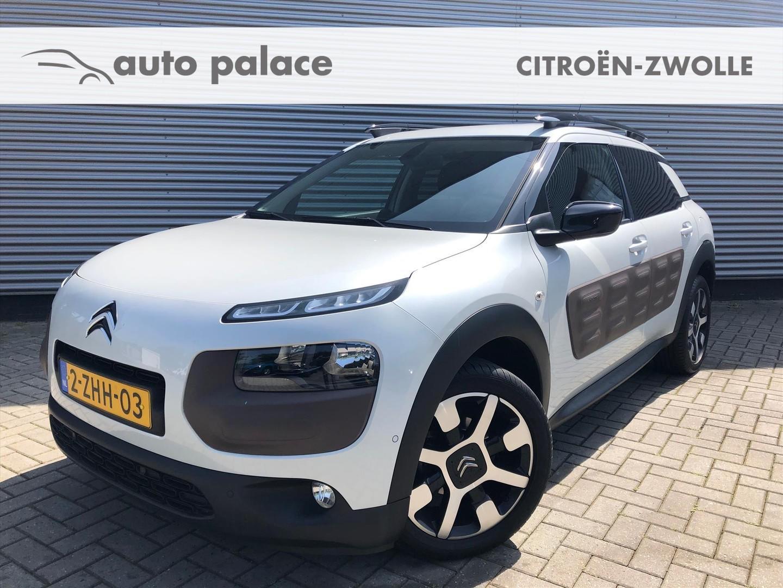 Citroën C4 cactus E-thp 110pk shine