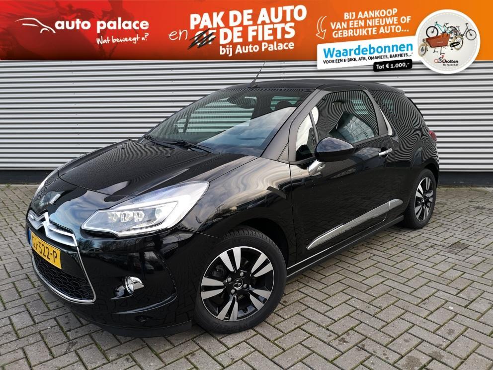 Citroën Ds3 1.2 vti 82pk so chic cabrio