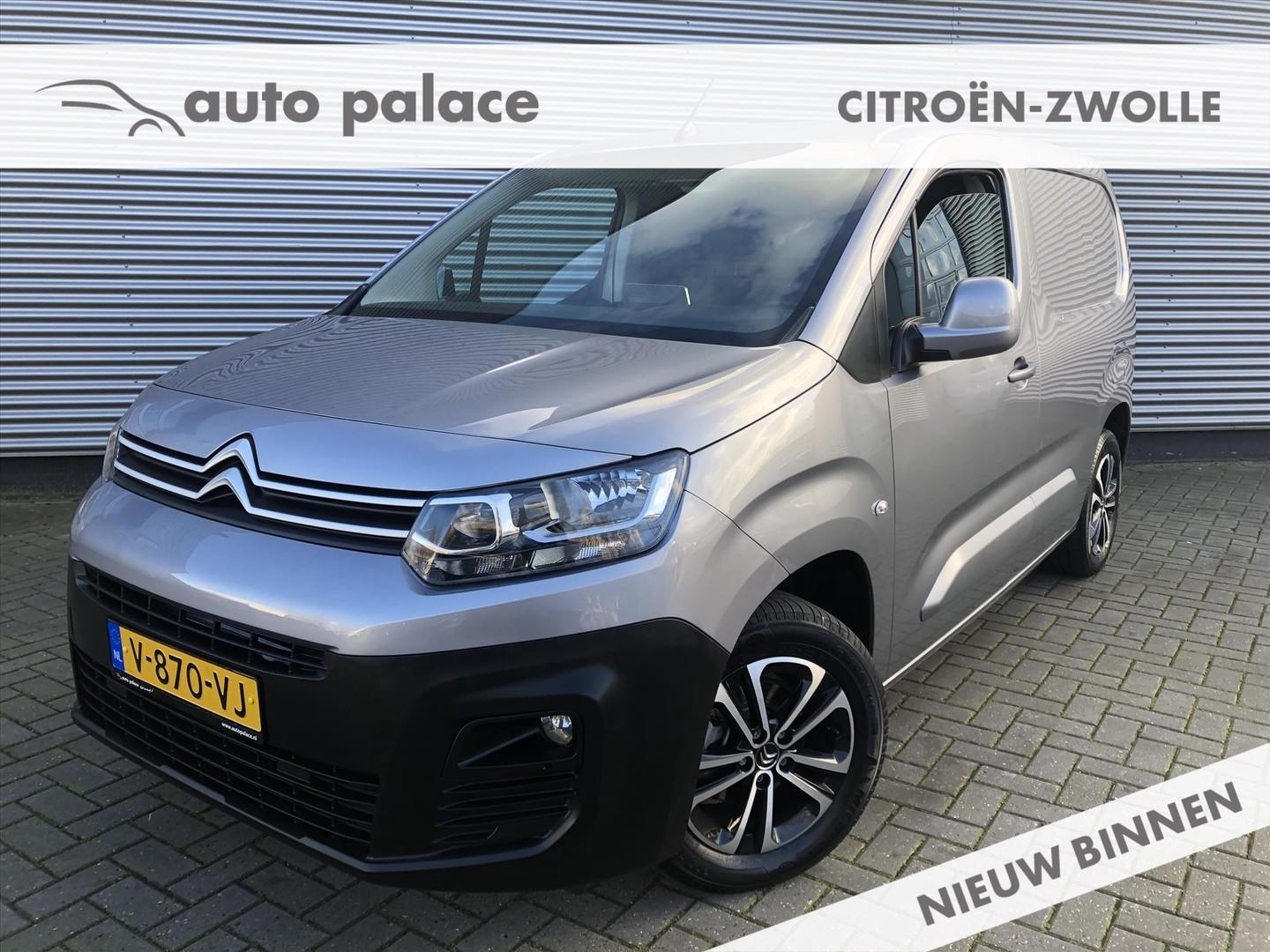 Citroën Berlingo Van new gb 1.6 bluehdi 100pk s&s l1 trekhaak