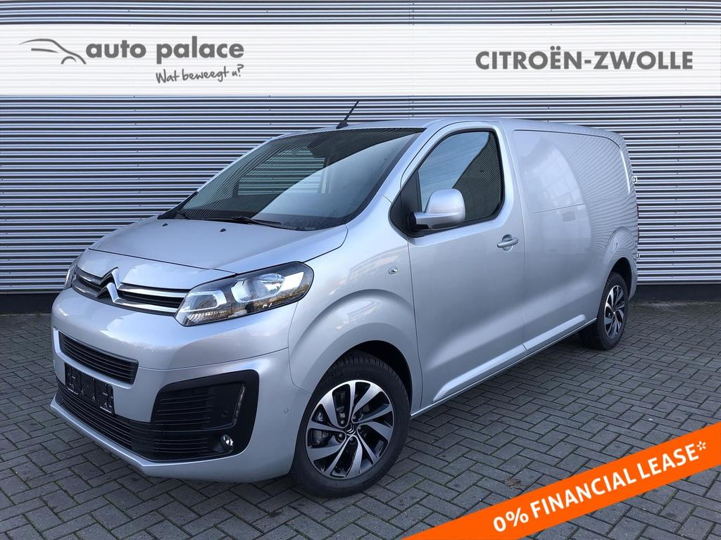 Citroën Jumpy M business blue hdi 120 s&s