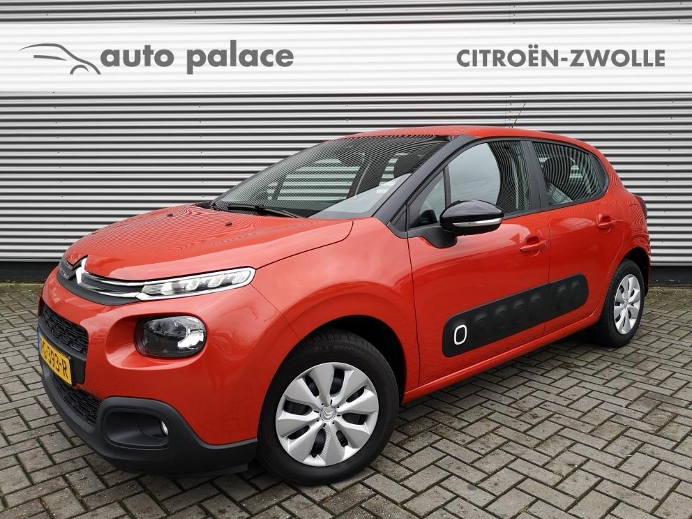 Citroën C3 1.2 puretech 82pk feel navi airco pdc