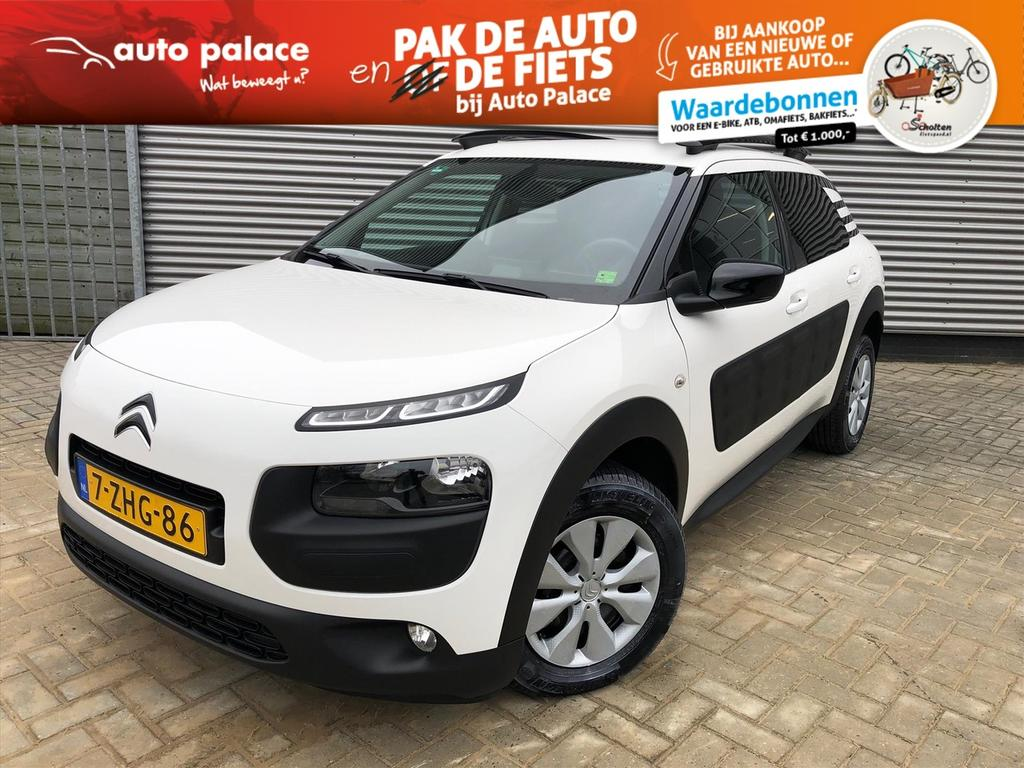 Citroën C4 cactus Bluehdi 100pk business