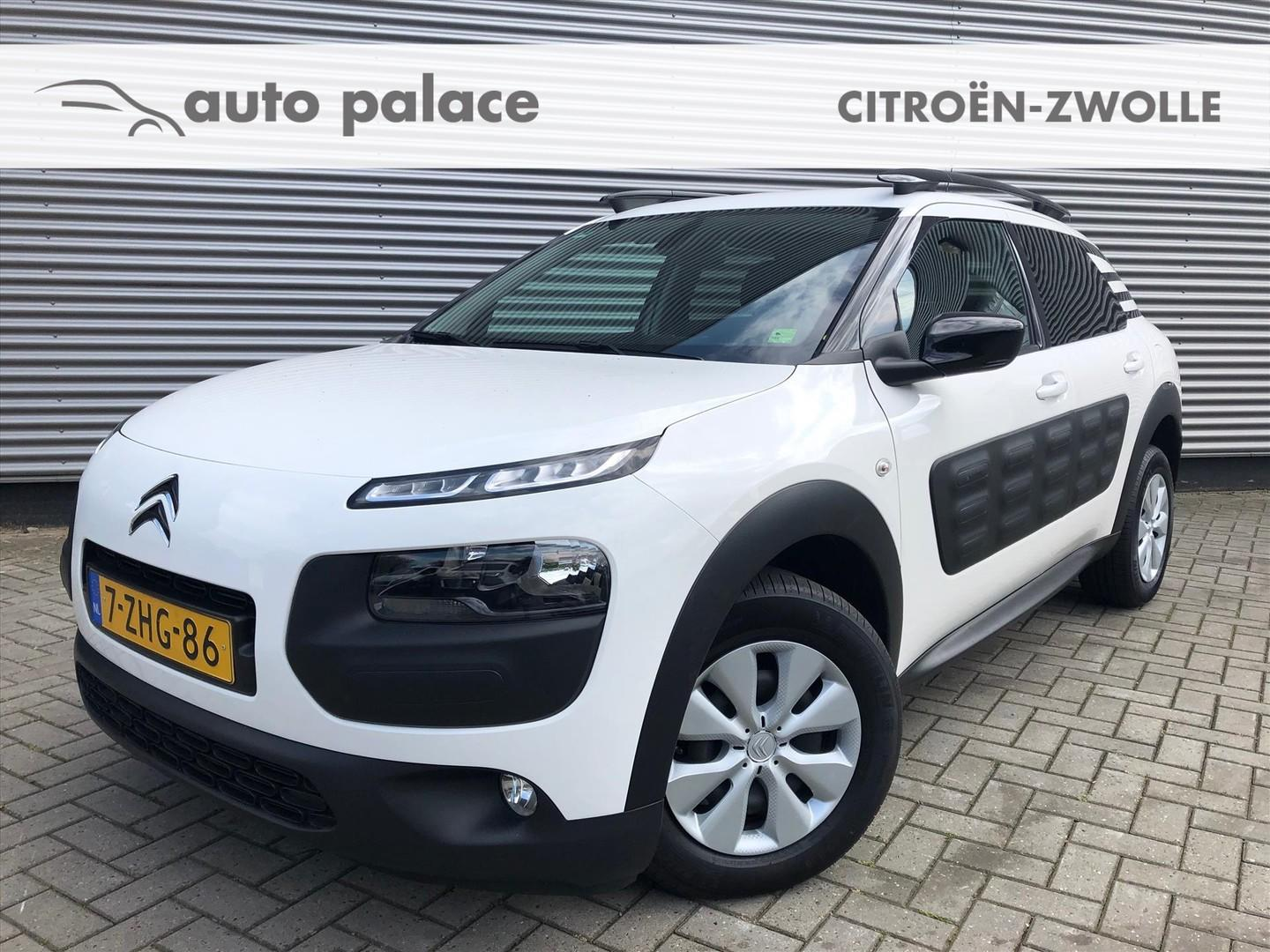 Citroën C4 cactus Bluehdi 100pk business
