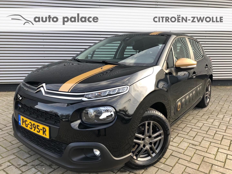 Citroën C3 1.2 puretech 82pk gold edition sport
