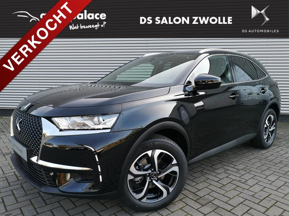 Ds Ds 7 crossback 130 business €635,- p/mnd operational lease