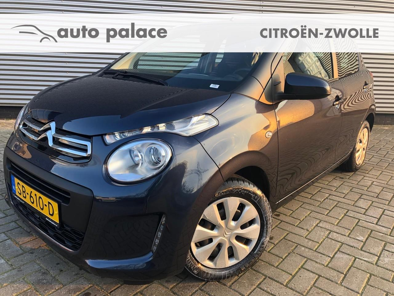 Citroën C1 1.0 e-vti 68pk feel