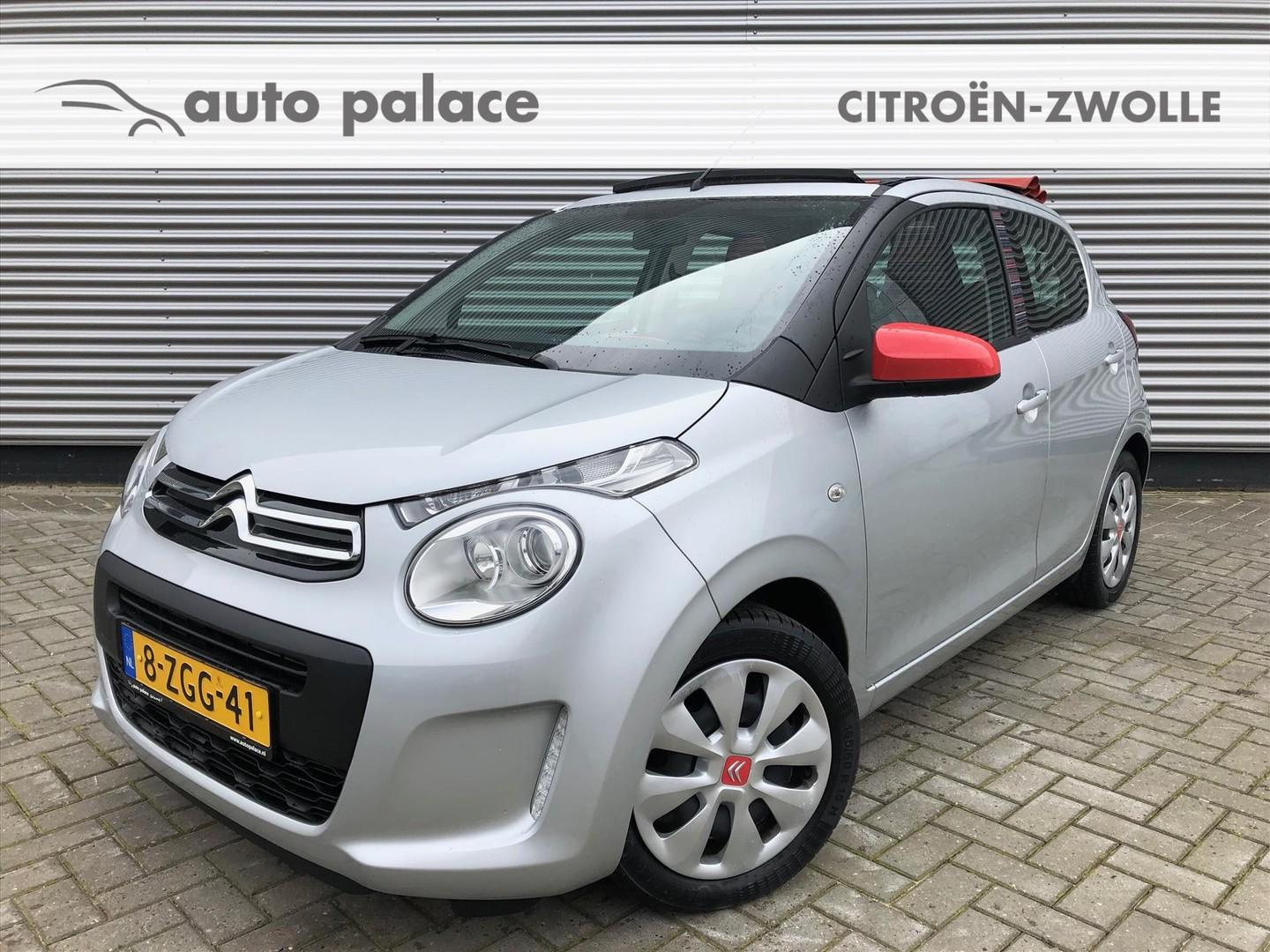 Citroën C1 1.0 e-vti 68pk airscape feel