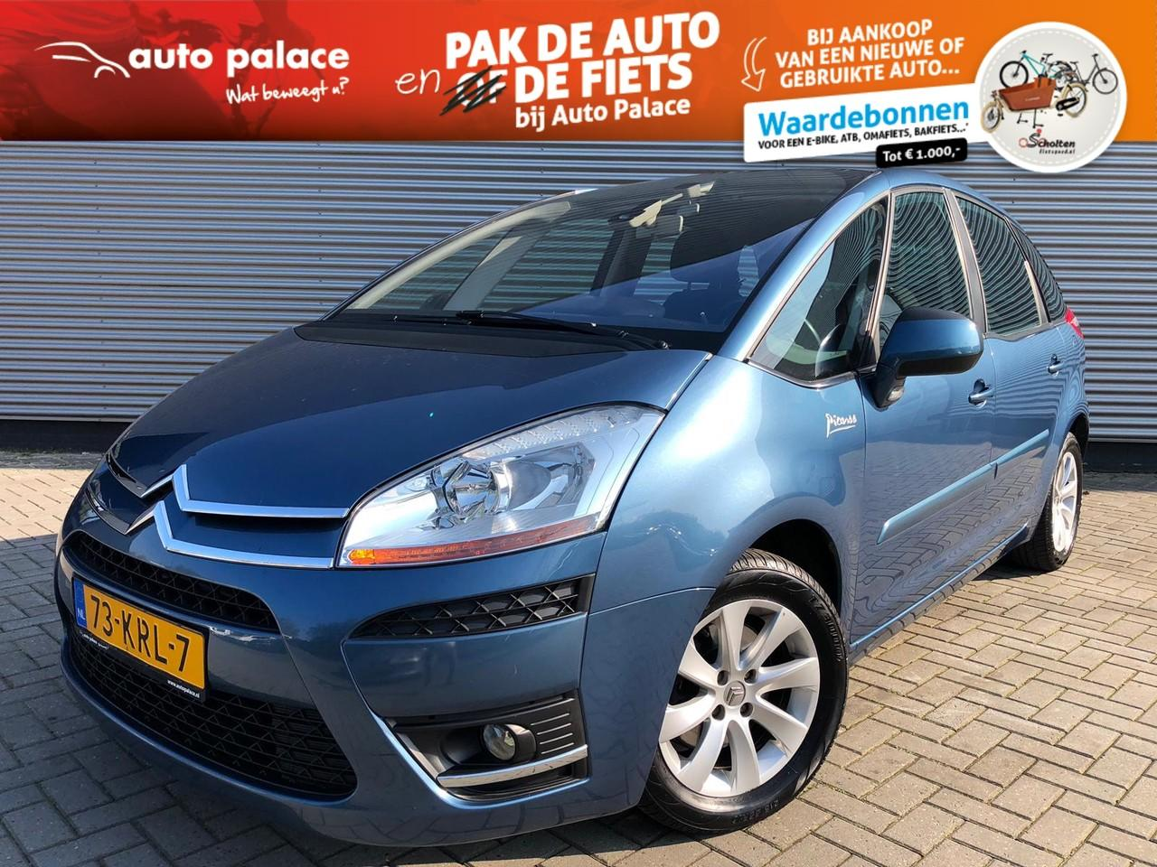 Citroën C4 picasso 1.6 thp eb6v 5-zits automaat ambiance