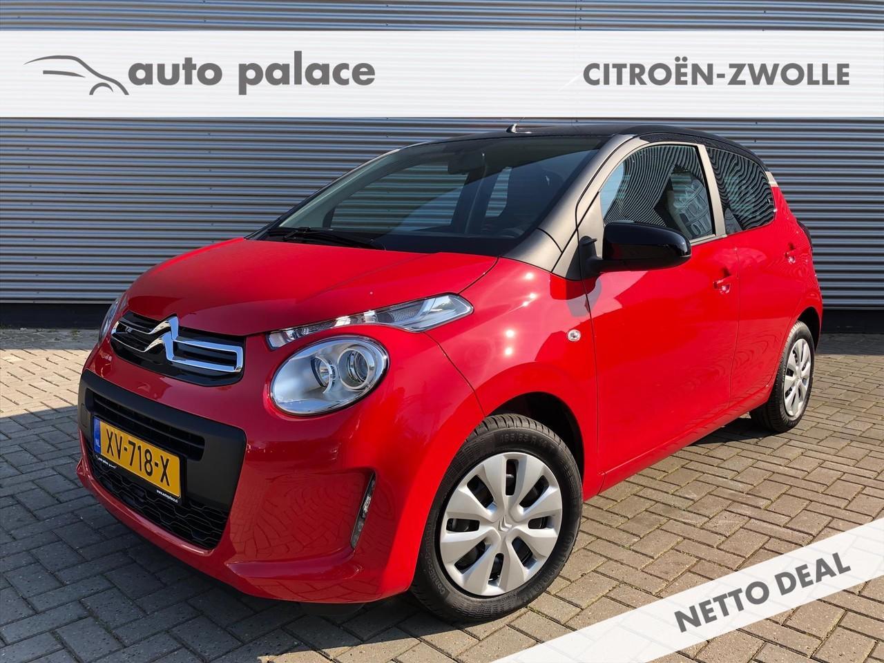 Citroën C1 1.0 vti 72pk 5deurs feel two tone