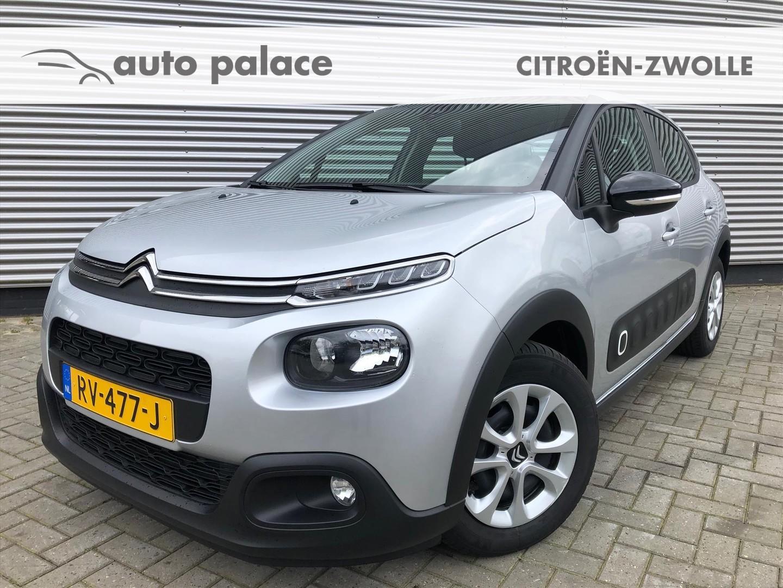 Citroën C3 1.6 bluehdi 100pk feel