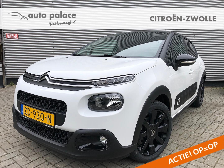 Citroën C3 1.2 110pk shine nu € 18945!
