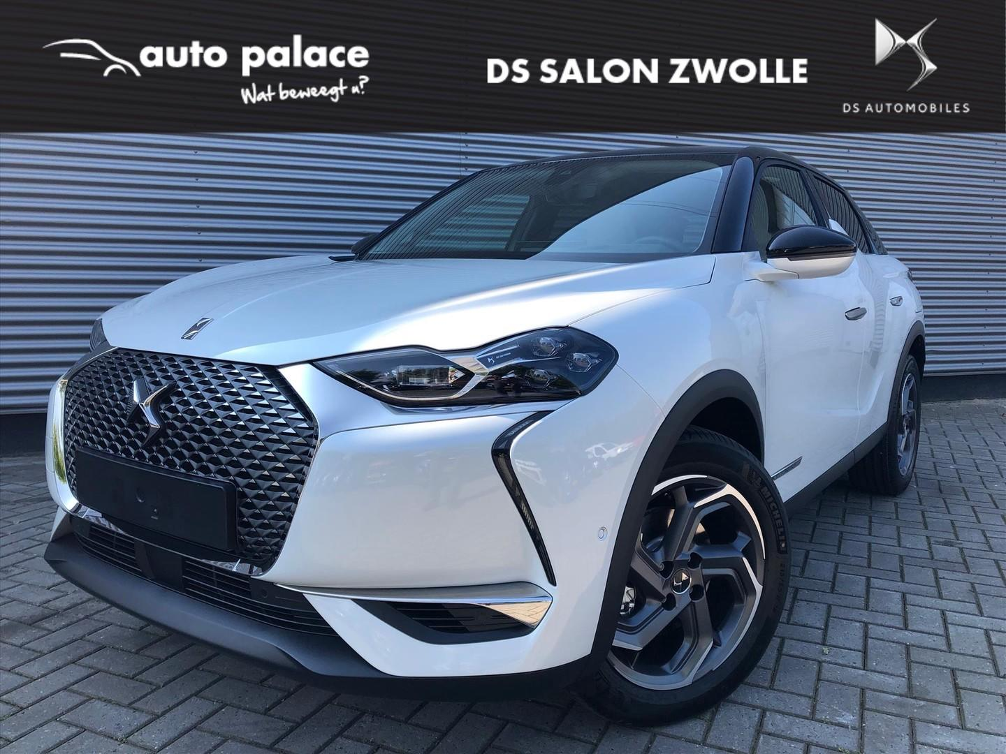 Ds Ds 3 crossback 1.2 puretech 130pk automaat grand chic