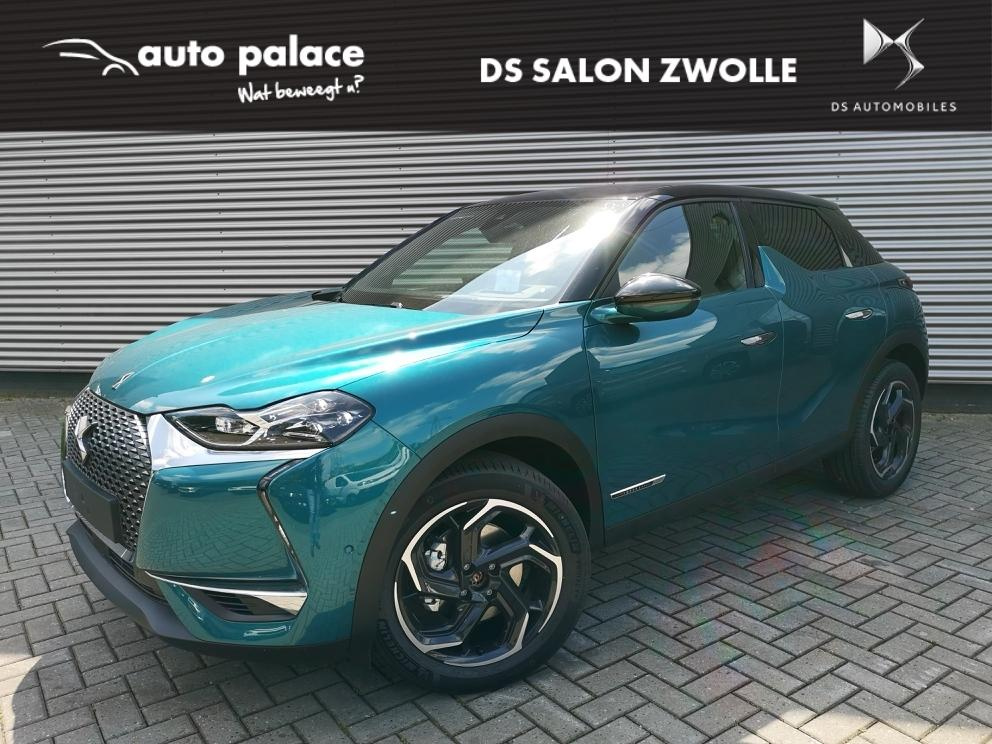 Ds Ds 3 crossback Grand chic 130 puretech automaat