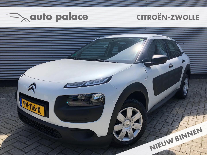 Citroën C4 cactus Vti 82pk live