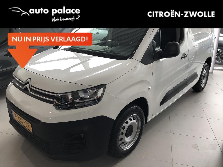 Citroën Berlingo 1.6 hdi club nu tijdelijk € 11999 excl btw! nieuw! 1000kg laadvermogen