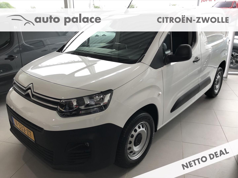 Citroën Berlingo 1.6 hdi 75pk club 1000kg laadvermogen