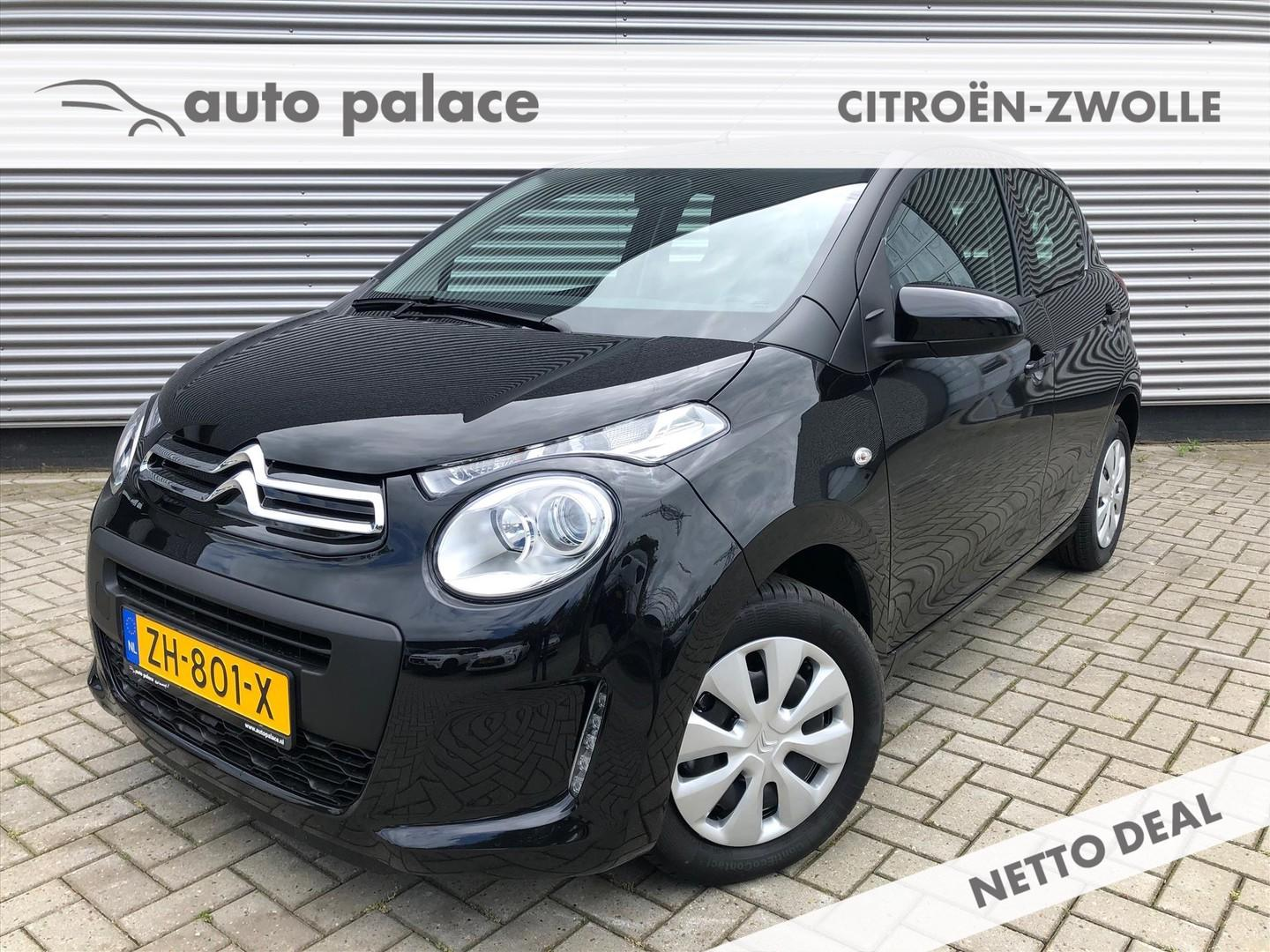 Citroën C1 1.0 vti 72pk feel