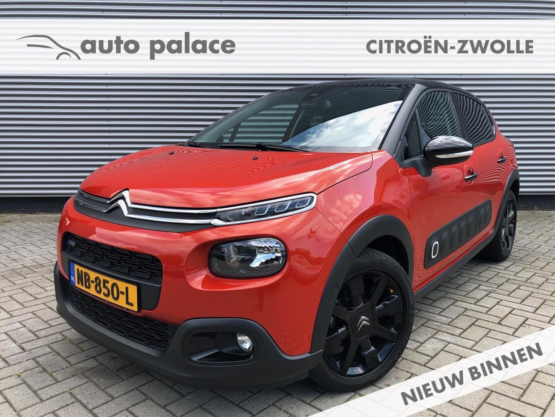Citroën C3 1.2 puretech 110pk shine