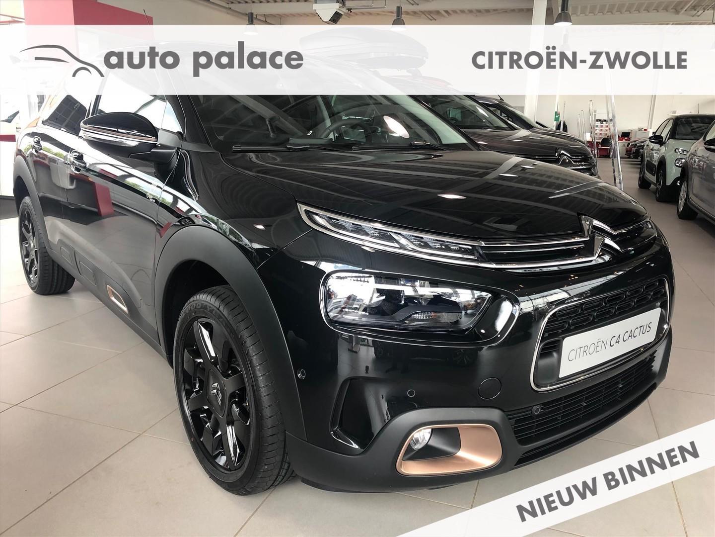 Citroën C4 cactus 1.2 puretech 110pk origins