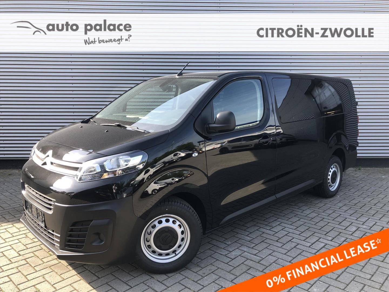 Citroën Jumpy Xl dubbele cabine 120 s&s club