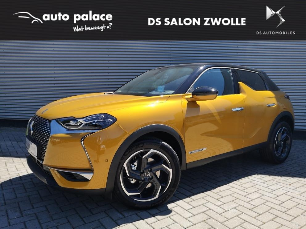 Ds Ds 3 crossback 130 puretech grand chic aut