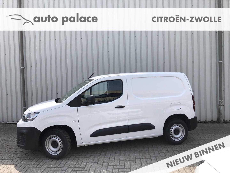 Citroën Berlingo 1.6 bluehdi 100pk s&s club 650 kg