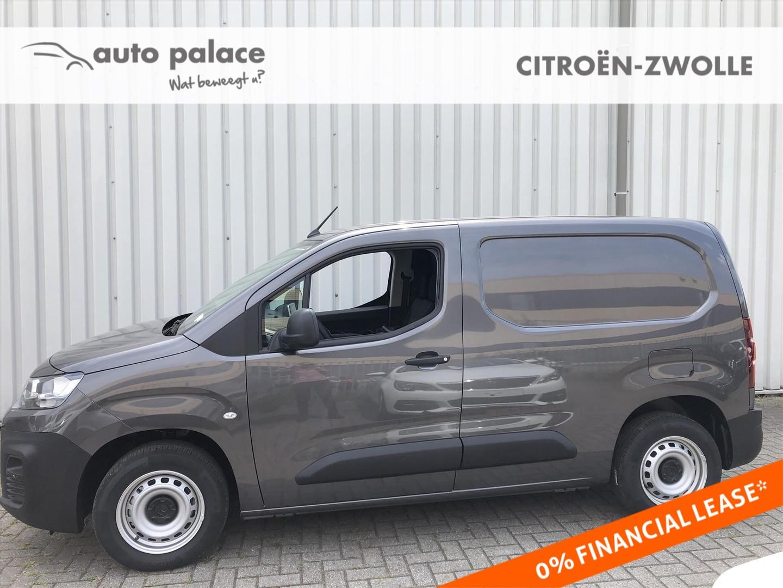 Citroën Berlingo 1.6 bluehdi 100 s&s club