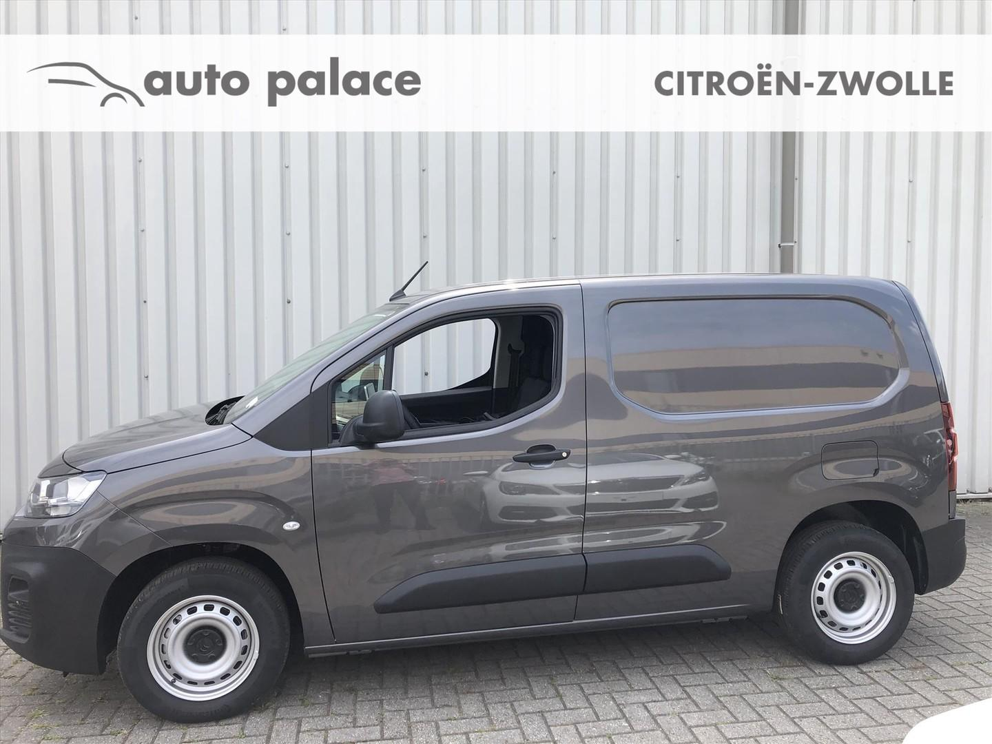 Citroën Berlingo 1.6 bluehdi 100 s&s club
